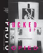 FUCKED UP + PHOTOCOPIED. INSTANT ART OF THE PUNK ROCK MOVEMENT (TAPA DURA)